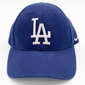 LA Los Angeles Dodgers Baseball Cap Hat Nike